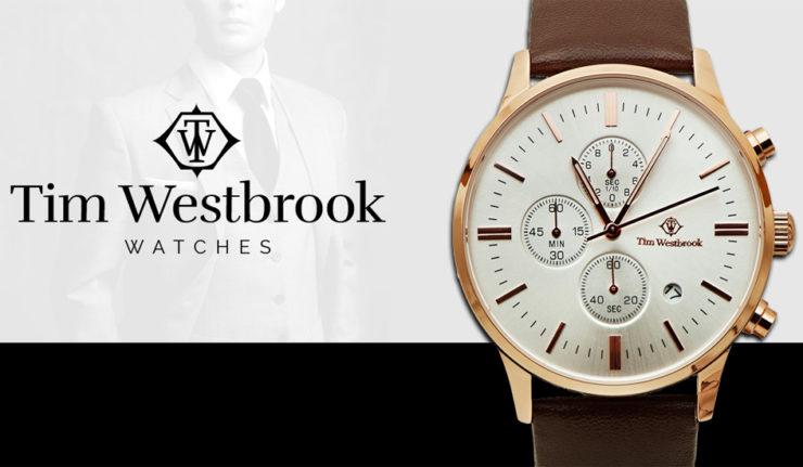 Tim Westbrook Hand Watch