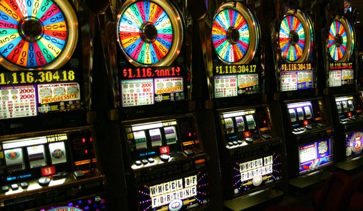 slot machines guide